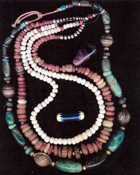 Africa John's ancient collector beads